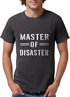 CafePress Master Of Disaster T-Shirt Comfort Tee