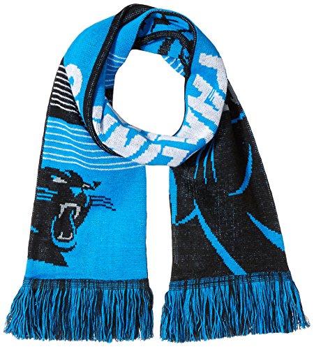 Carolina Panthers Reversible Split Logo Scarf