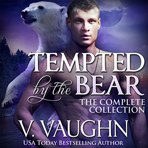 Tempted by the Bear - Complete Edition: BBW Werebear Shifter Romance audiobook cover art