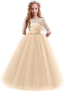 Best champagne lace maxi dress Reviews