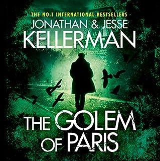 The Golem of Paris cover art