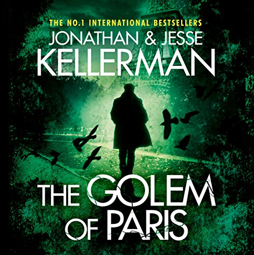 The Golem of Paris cover art