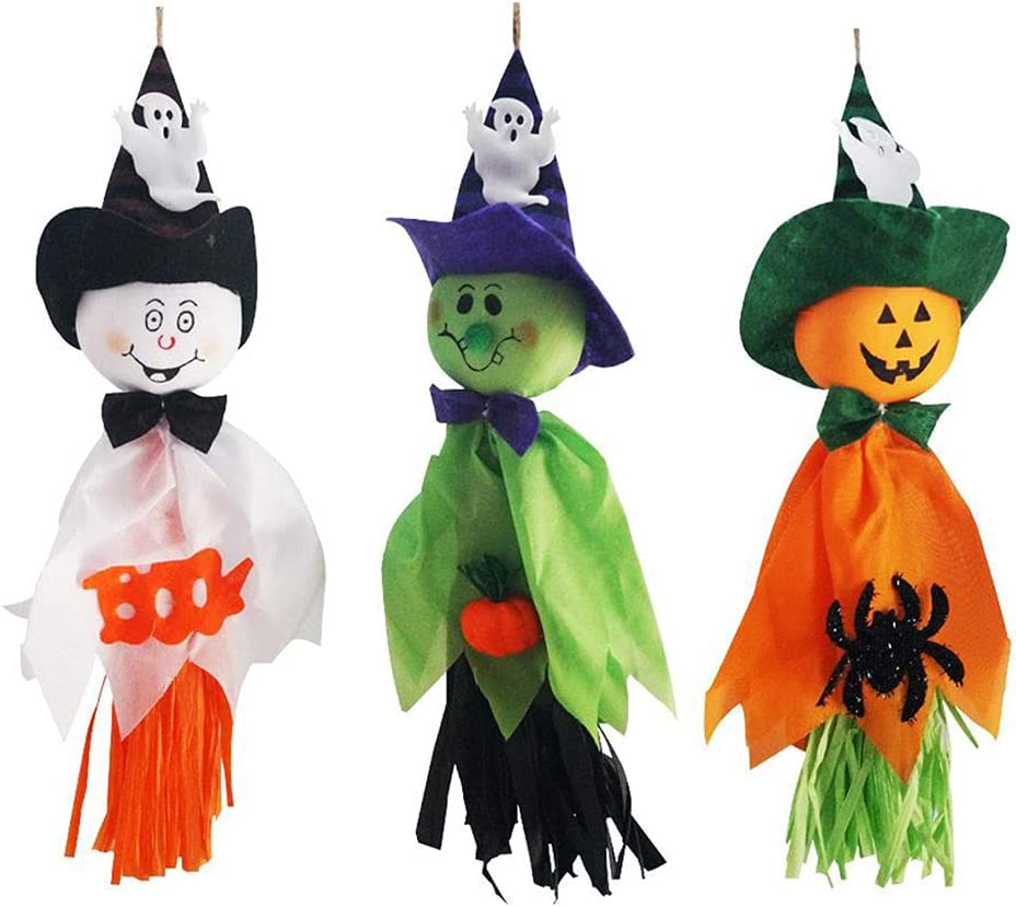 Naisde Halloween Hanging Decoration Ghost Scar Cheap New product!! mail order sales