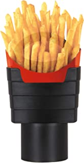 iSaddle French Fry Cup Holder - Automotive Interior Accessories Chips CupHolder for Cell Phone Fast Food Drink Beverage Ke...