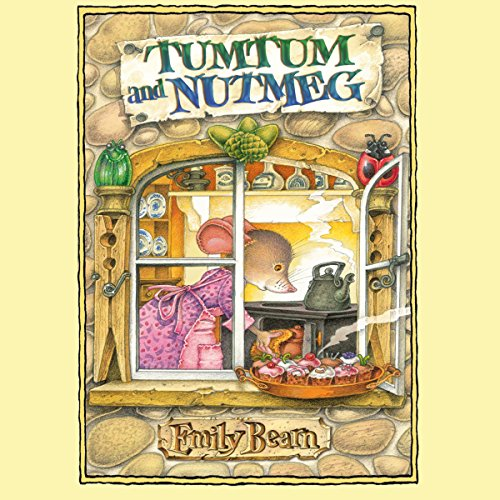Tumtum and Nutmeg audiobook cover art