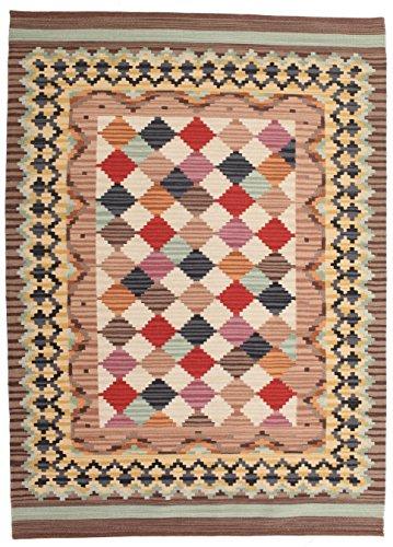 RugVista Kelim Caspian Teppich 140x200 Orientteppich