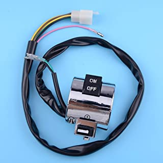 Motorcycle Right Handlebar Switch Start Unit Fit For 50 125Cc For Benzhou Yiying Znen Zn50Qt-H-20