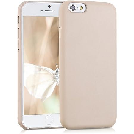 kwmobile Cover Compatibile con Apple iPhone 6 / 6S - Custodia Protettiva Matt in Similpelle - Backcover Soft Case Pelle PU per Cellulare