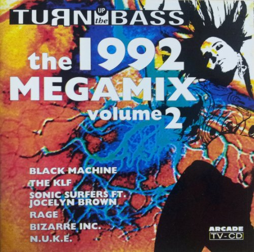 Turn Up the Bass/Megam. Vol. 2