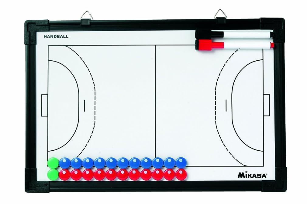 タフ刑務所ビタミンミカサ ハンドボール作戦盤 フルコート/ハーフコート両面使用 ケース付 SB-H