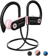 Bluetooth Headphones, Otium Best Wireless Earbuds for Women, Girls, Stereo Bass in-Ear IPX7 Waterproof 9 Hours Playtime Running Sports Workout Earphones