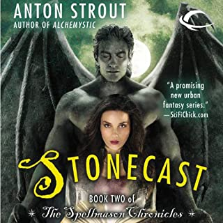 Stonecast audiobook cover art