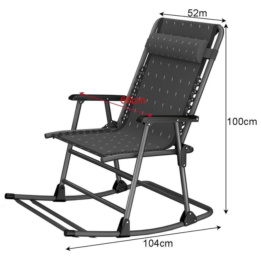 2x Zero Gravity Giardino Pieghevole Lounge Sedie da Giardino Deck Set da esterno con tavolo