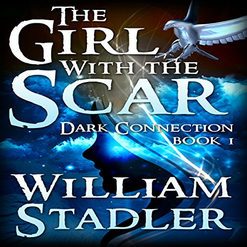 The Girl with the Scar audiobook cover art