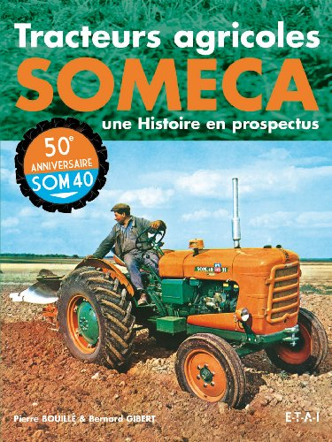 Tracteurs agricoles Someca