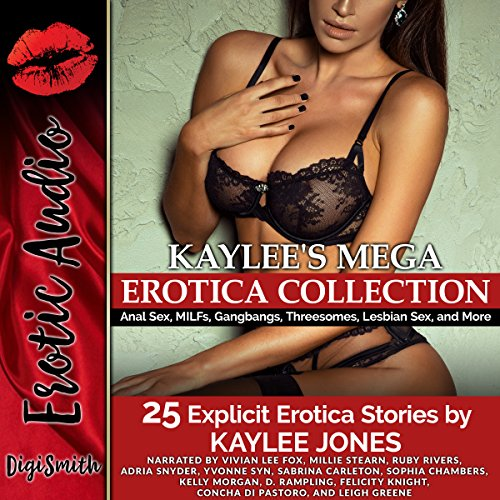 Kaylee's Mega Erotica Collection audiobook cover art