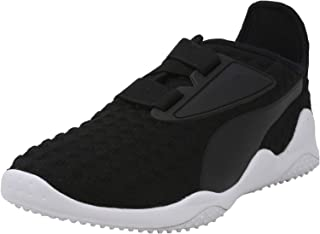 PUMA Men's Mostro Bubble Knit Ankle-High Running Shoe