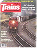 Trains; The Magazine of Railroading. Volume 50, Number 12, October 1990.