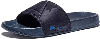 NewDenBer NDB Men's Classical Comfort EVA Rubber Slide Sandals
