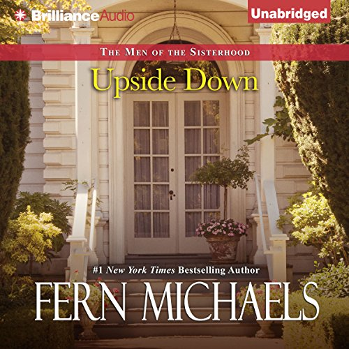 Upside Down audiobook cover art