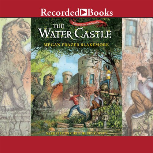 The Water Castle audiobook cover art