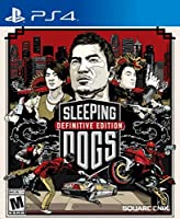Sleeping Dogs: Definitive Edition- PlayStation 4 by Square Enix [並行輸入品]