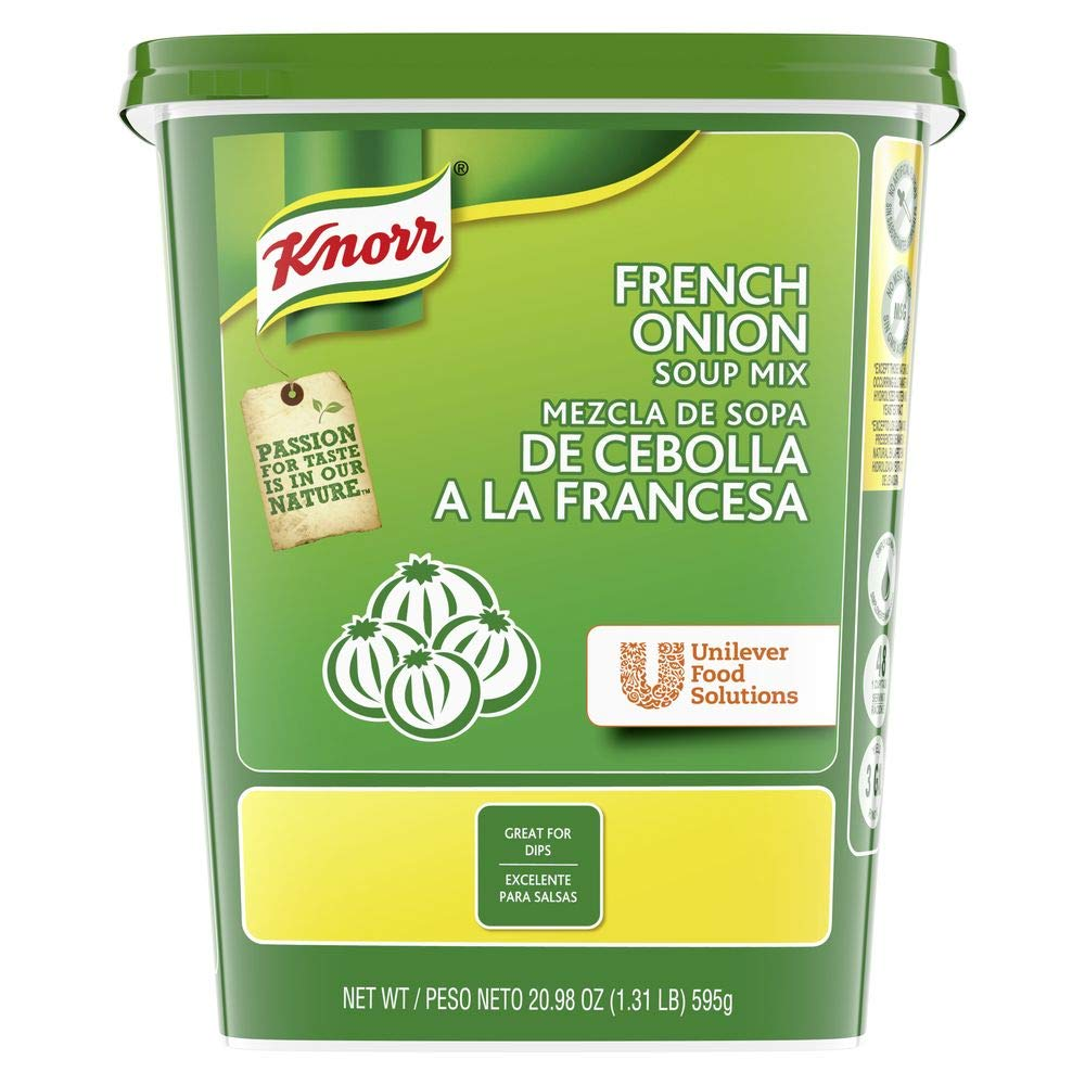Knorr Professional French Onion Soup Inventory cleanup selling sale Mix with Onions Real Cheap SALE Start Loaded