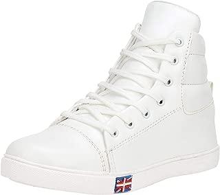 Kraasa Men's Synthetic Sneakers