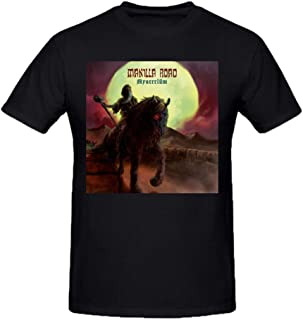 manilla road shirt