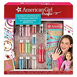 Best Toys for 8 year Old Girls-American Girl Ultimate Crafting Kit