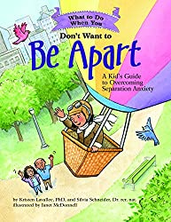 Books to help child with separation anxiety