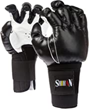 BONG SAU - Genuine Leather 1 Size SENIOR Kempo, Grappling, Chinese Boxing Gloves