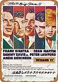 WallAdorn Frank Sinatra Deam Martin Sammy Davis Oceans 11