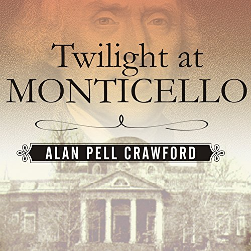 Twilight at Monticello cover art