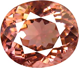 Deluxe Gems women men Unisex Adult Unisex Children teens Not stamped no-metal-type Oval Pink tourmaline