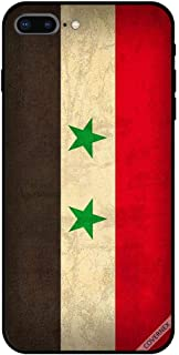 Protective Case Cover For Apple iPhone 7 Plus Case Cover Syria Flag
