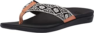 Womens Ortho-Bounce Woven Sandals