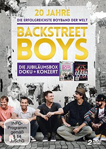 Backstreet Boys - 20 Jahre [2 DVDs]