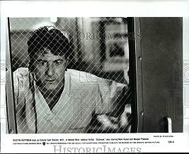 Historic Images - 1995 Press Photo Dustin Hoffman as Sam Daniels in Medical Thriller Outbreak