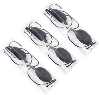 Artibetter 3 Set Gafas Ipl Gafas de Bronceado de Seguridad Ajustables Protección Ocular Bronceador Protector Ocular Uv Lig...