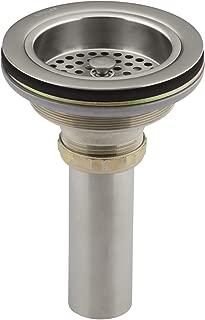 KOHLER K-8801-VS Duostrainer Sink Strainer, Vibrant Stainless