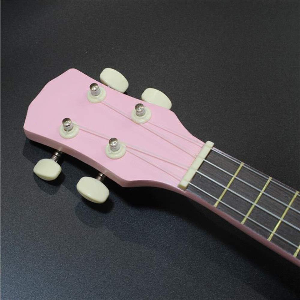 Pequeña guitarra Para niños Estudiantes Principiantes Chicas Color ...