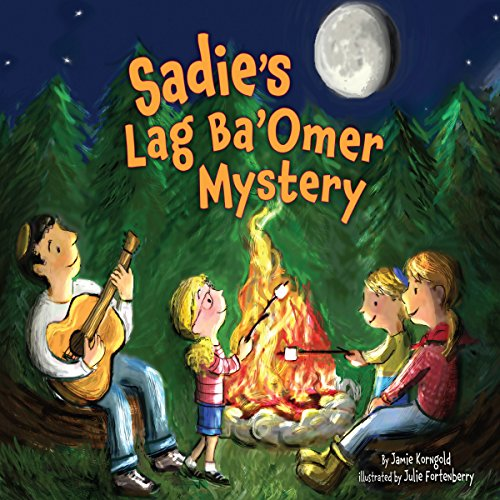 Sadie's Lag Ba'Omer Mystery copertina