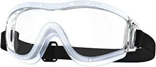 Safety Goggles, Mpow Safety Glasses with Clear, Anti Fog, Anti Scratch and UV Protection, Spectacles for Eye Protection