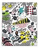 Grafoplas 88171162 - Carpetas de diseños escolares, A4