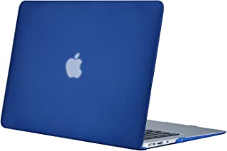 MOSISO MacBook Air 13 inch Case (Models: A1369 & A1466, Older Version 2010-2017 Release), Plastic Hard Shell Case Cover Only Compatible with MacBook Air 13 inch, Royal Blue