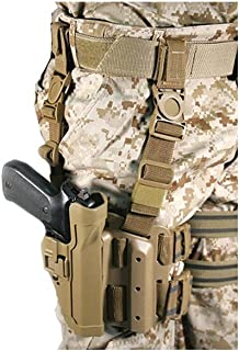 BLACKHAWK! SERPA Level 2 Tactical Holster- Matte Finish
