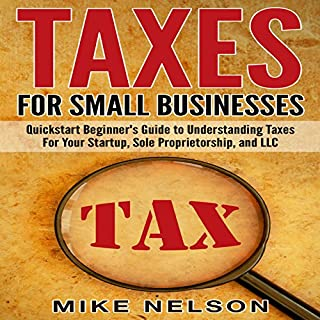 Taxes for Small Businesses cover art