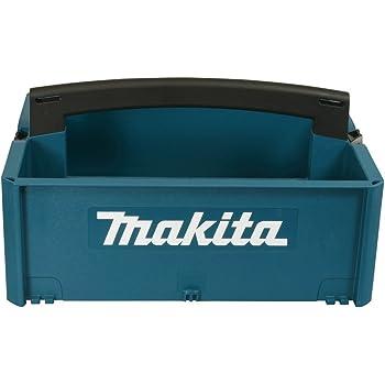 Makita P-83836 Caja de herramientas Azul caja de herramientas - Cajas de herramientas (Caja de herramientas, Azul, 396 mm, 296 mm, 143 mm): Amazon.es: Bricolaje y herramientas
