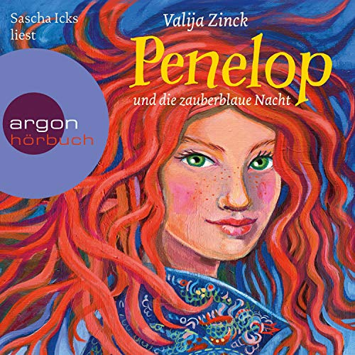 Penelop und die zauberblaue Nacht Titelbild